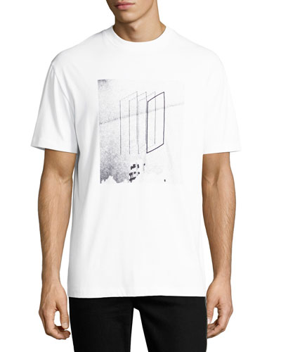 Kohhei Cotton Graphic T-Shirt