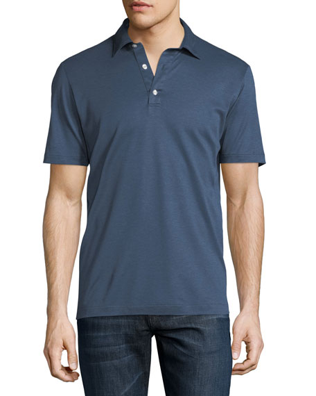 Culturata Cotton Polo Shirt