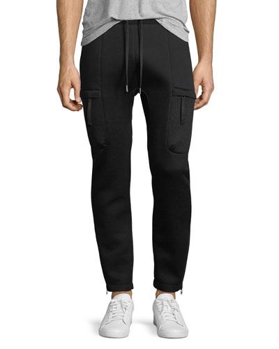 Ballistic Neoprene Jogger Pants
