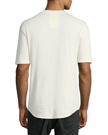 Bar Tab Cotton T-Shirt