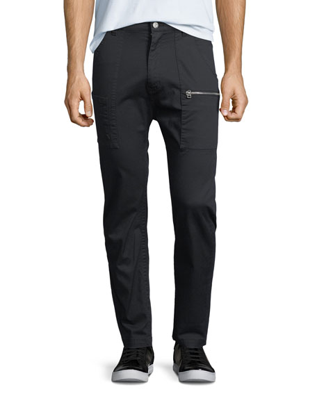 Helmut Lang Carabiner Cargo Trousers