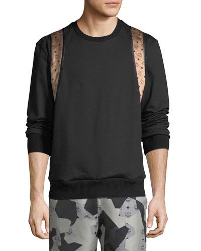 Stark Visetos Backpack-Detail Sweatshirt