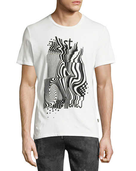Psychedelic Logo T-Shirt