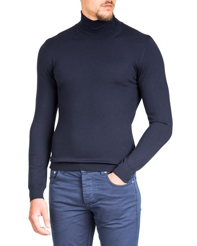 CHARCOAL TURTLE NECK