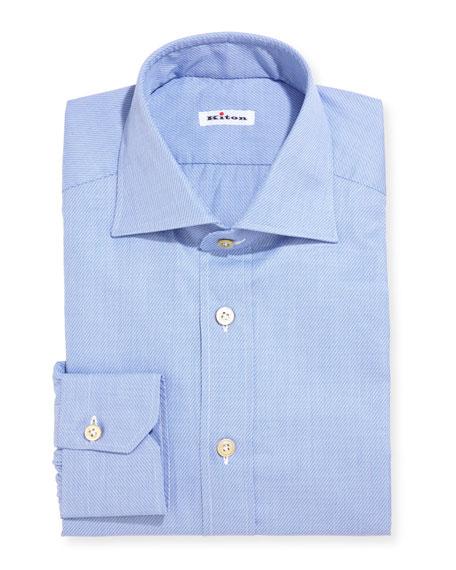Twill Cotton Dress Shirt