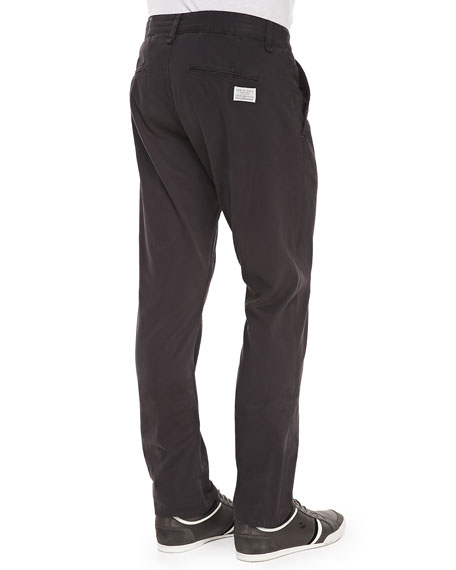 Standard Issue Four-Pocket Relaxed Trousers