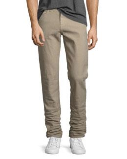 Kane Montauk Slim-Straight Pants