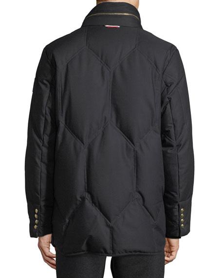 Snap-Front Utility Jacket