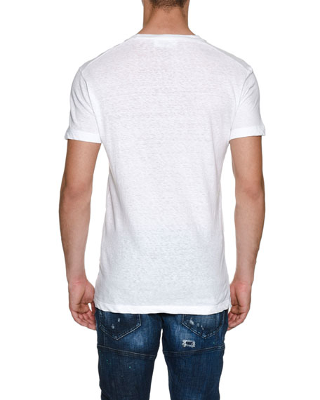 DSQ2 Cotton Logo T-Shirt