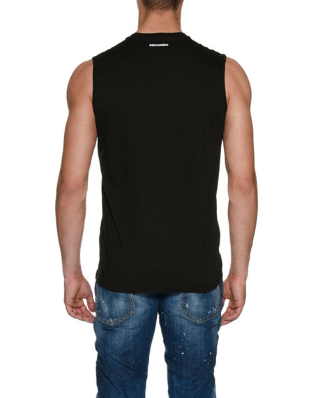 Texas Bros Cotton Muscle Tank