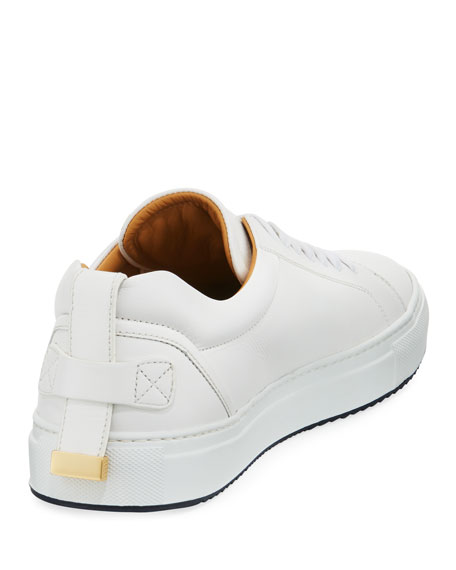 Lyndon Leather Low-Top Sneakers