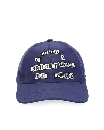 Beauty is a Birthright Baseball Cap