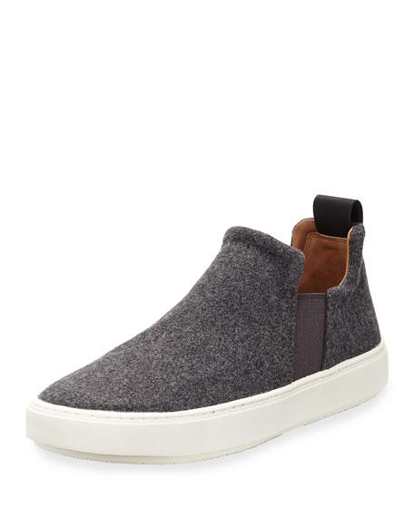Lucio Wool Skate Sneaker