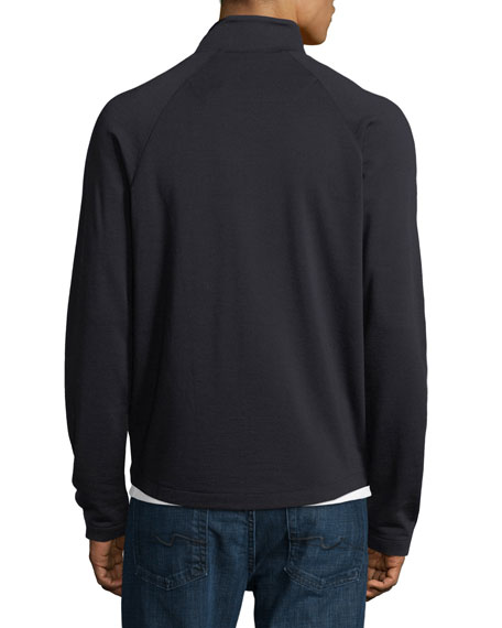 Techmerino Full-Zip Sweatshirt