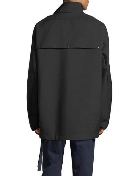 Baggy Techno Twill Pullover