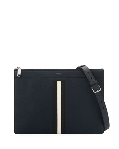 Bally Songi Leather Crossbody Bag