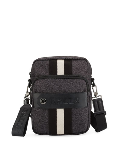 Skyller Men's Nylon Crossbody Bag