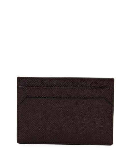 Barts Leather Space Business Card Holder