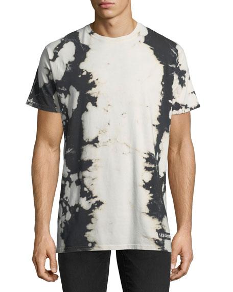 Wang Tie-Dye Football T-Shirt