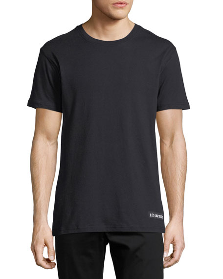 Les Artists Owen 62 Embossed-Back T-Shirt