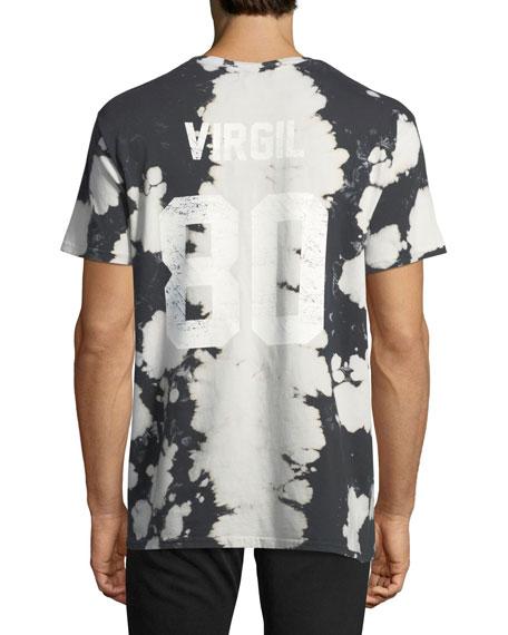 Virgil Tie-Dye Football T-Shirt
