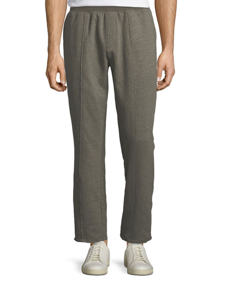 ATM Anthony Thomas Melillo Brushed-Back Flannel Sweatpants