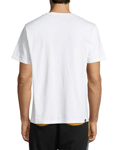 8-Bit Running Sneaker T-Shirt