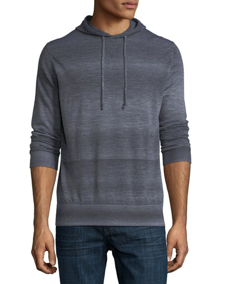 The Good Man Brand Superlight Merino Pullover Hoodie