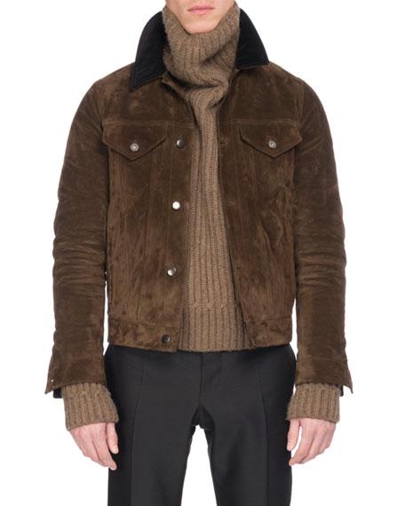 Suede Western Jacket