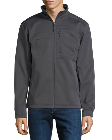 Apex Risor Jacket, Dark Heather Gray