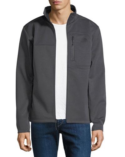 Apex Risor Jacket, Dark Heather Gray