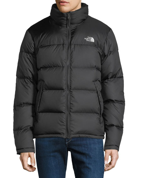 Nupste Quilted Down Jacket, TNF Black