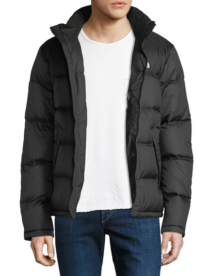 The North Face Nupste Quilted Down Jacket, TNF