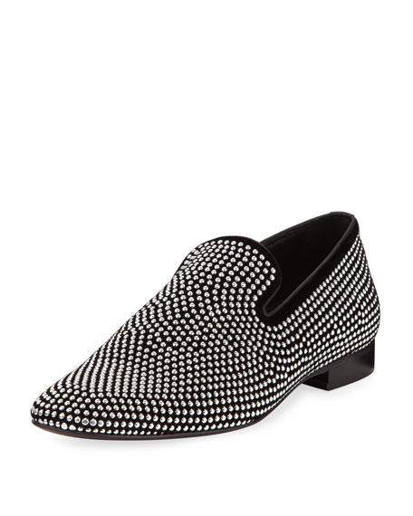 Donald J Pliner Men's Palanosp Studded Loafer