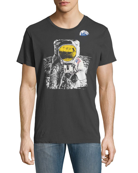 Space Dream Pocket T-Shirt