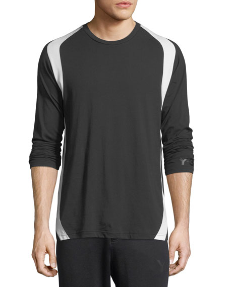 3-Stripes Long-Sleeve T-Shirt