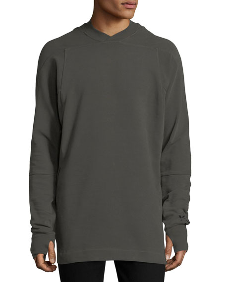 3-Stripes V-Neck Sweatshirt