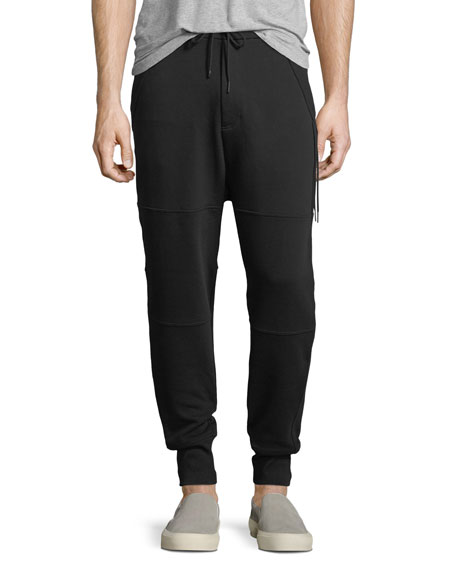 Y-3 3-Stripe French Terry Track Pants