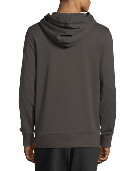 Classic French Terry Logo Hoodie