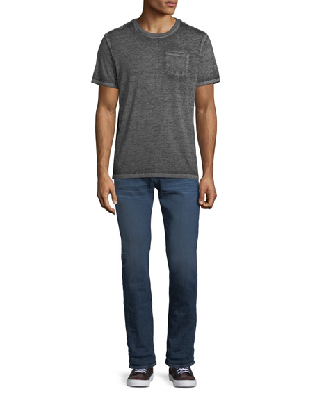 Men's Adrien Easy Slim Jeans in Scout