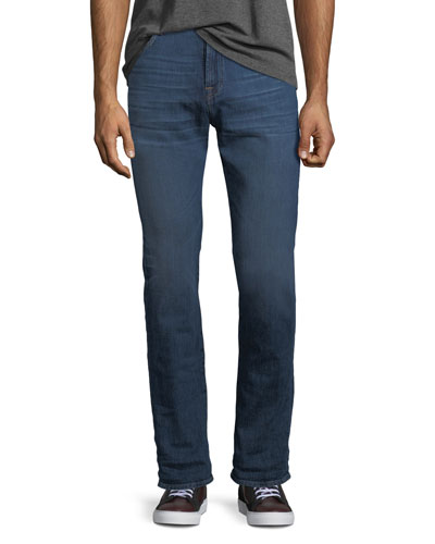 Adrien Easy Slim Jeans in Scout