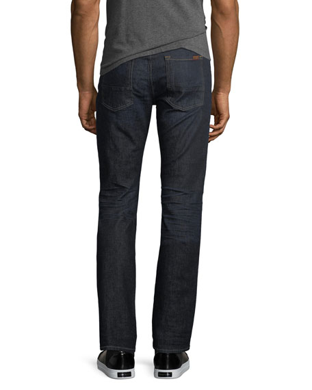 Adrien Easy Slim Jeans in Codec