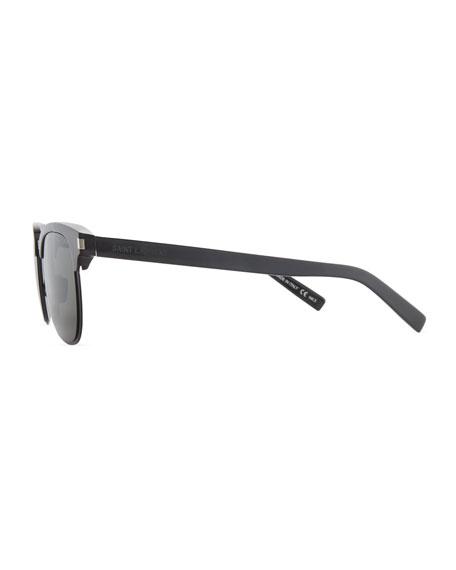Classic 108 Retro Sunglasses, Black