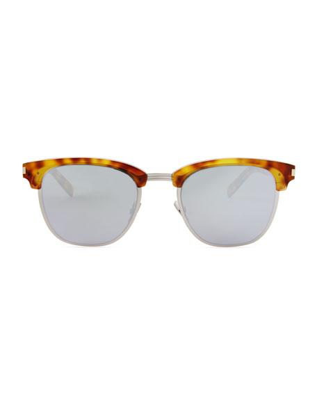 Classic 108 Retro Sunglasses, Brown