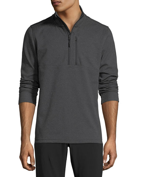 The North Face Bi-Stretch Twill Quarter-Zip Pullover