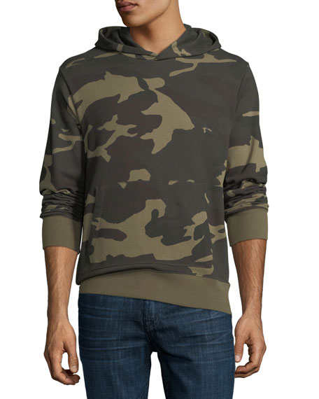 Type-01 Pullover Cotton Camo Hoodie