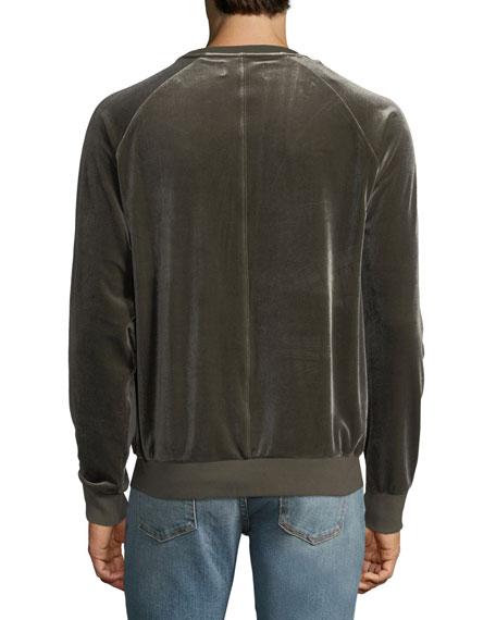 Dex Velvet Sweatshirt