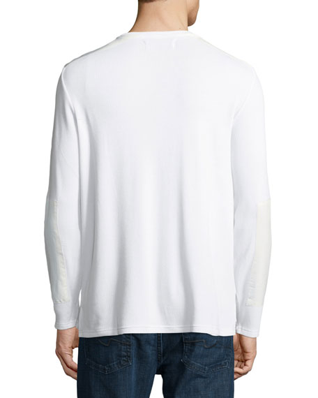 Magen Thermal Long-Sleeve T-Shirt