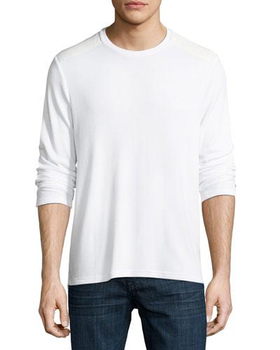 Magen Thermal Long-Sleeve T-Shirt