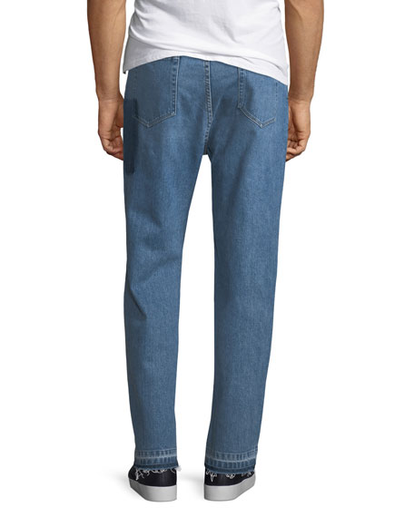 OS-2 Slim Distressed Jeans